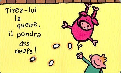 La maternelle de granada febrero 2014 - Petit cochon pendu au plafond ...