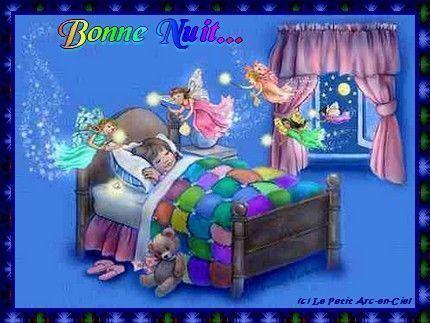 Bonsoir et passez une Bonne nuit !
